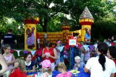 Straßenfest / Schulfest